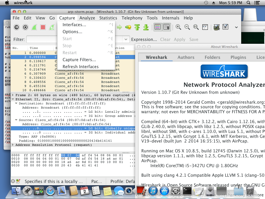 Wireshark-gtk3-quartz-adwaita
