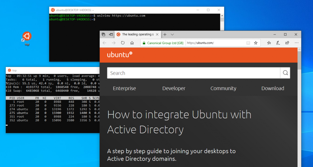 Introducing ubuntu-wsl, the package making Ubuntu better and